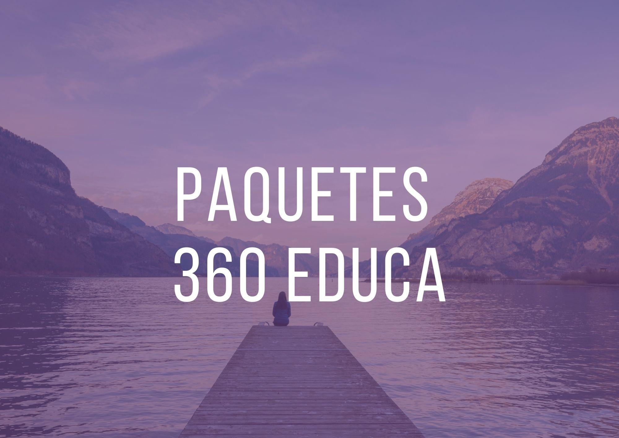 Paquetes 360Educa