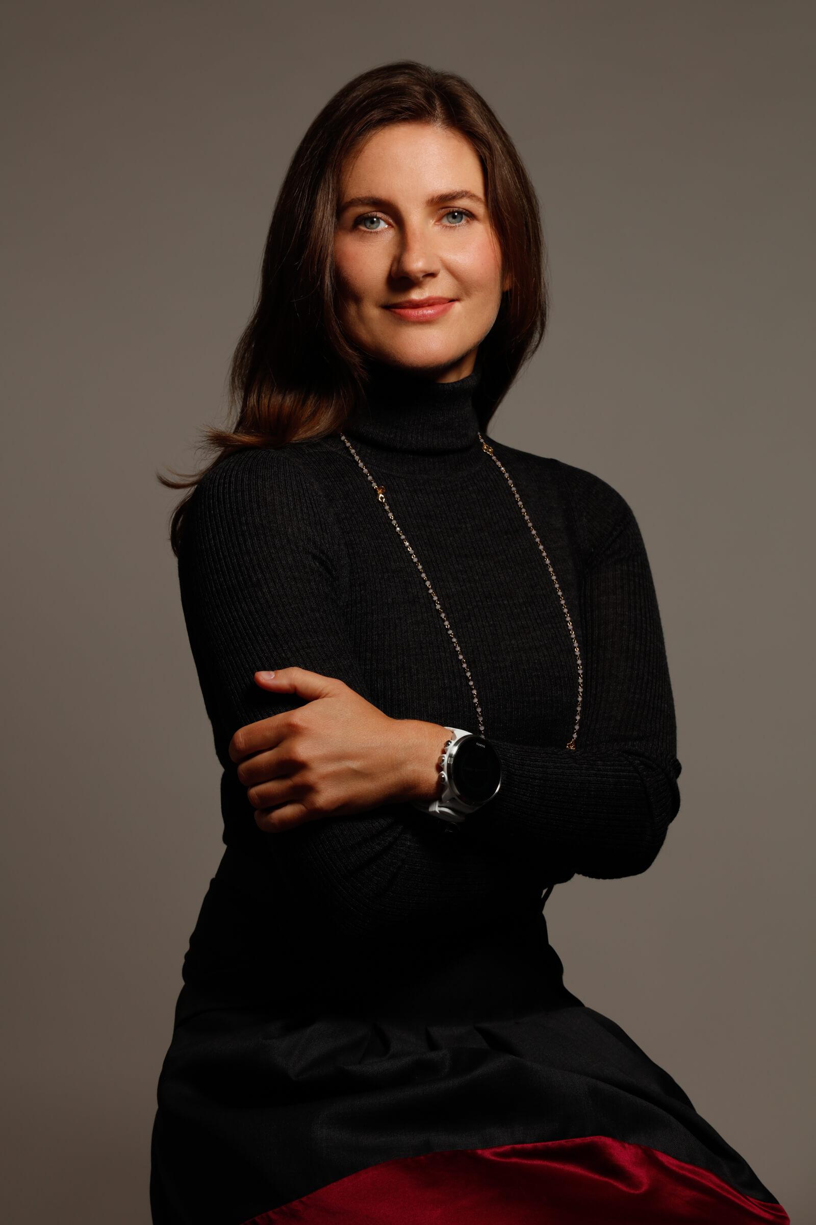 Tatjana Slykova, Co-founder Abintus Academy
