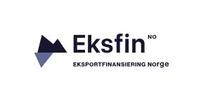 Eksfin logo