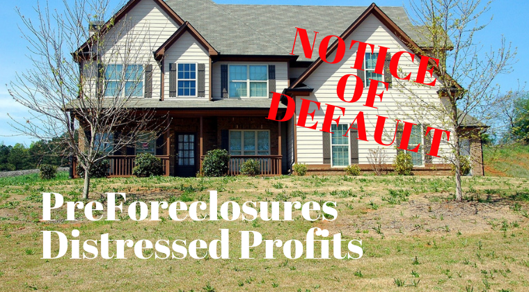 The Pre-Foreclosure Investor's Online Training: How to Make a Fortune Buying & Flipping Distressed Properties