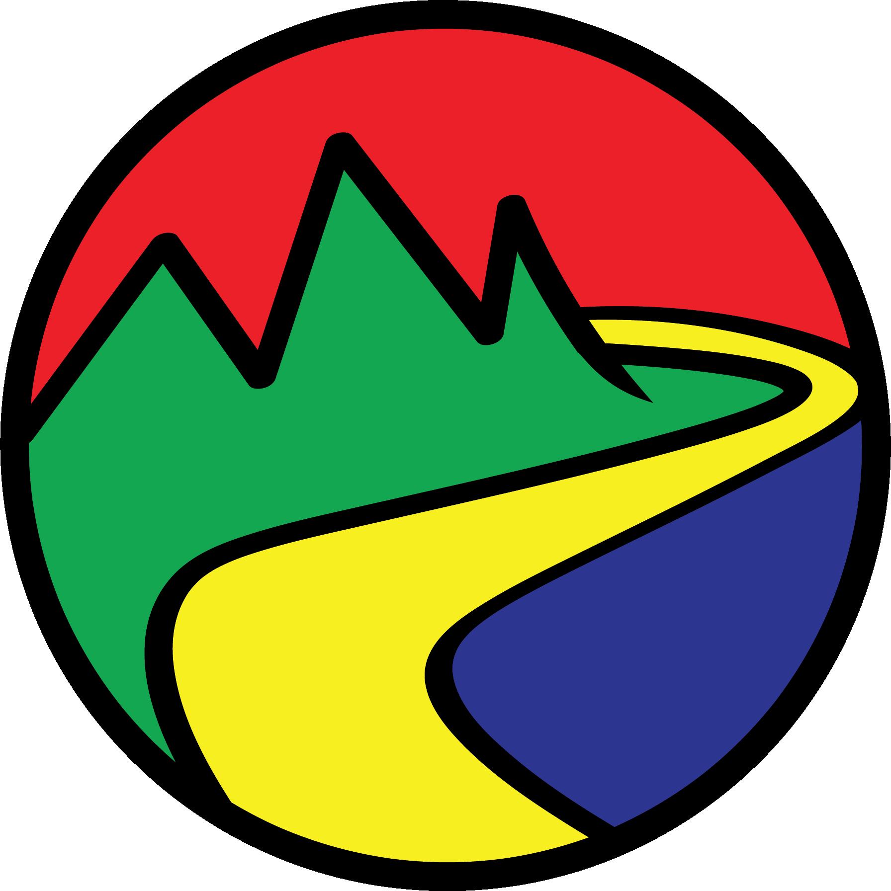 Rounded Adventurer Logo