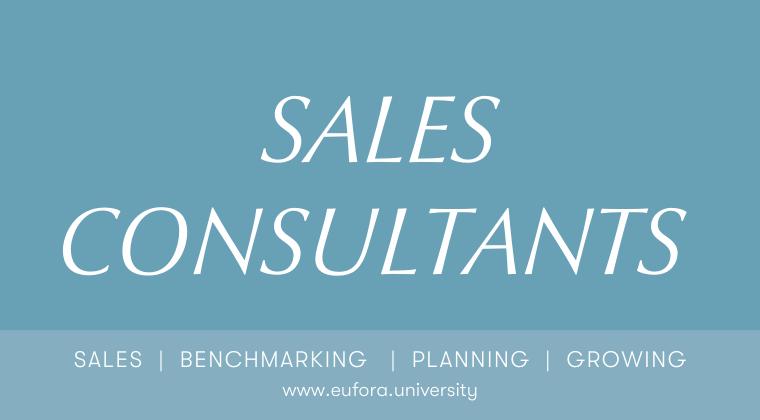 Sales Consultant Training