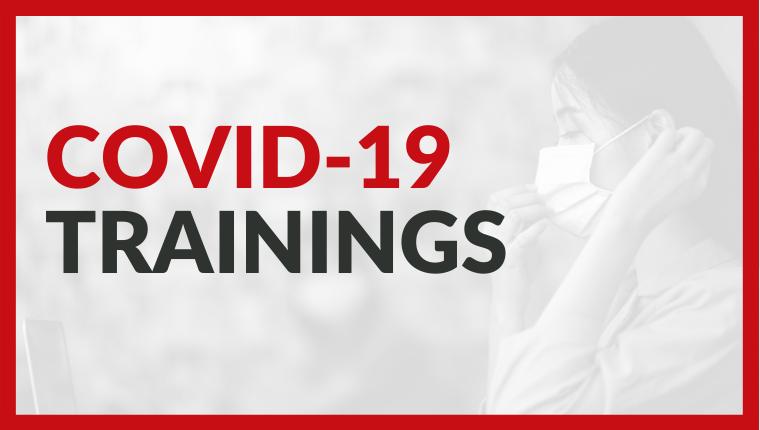 6. Covid Trainings