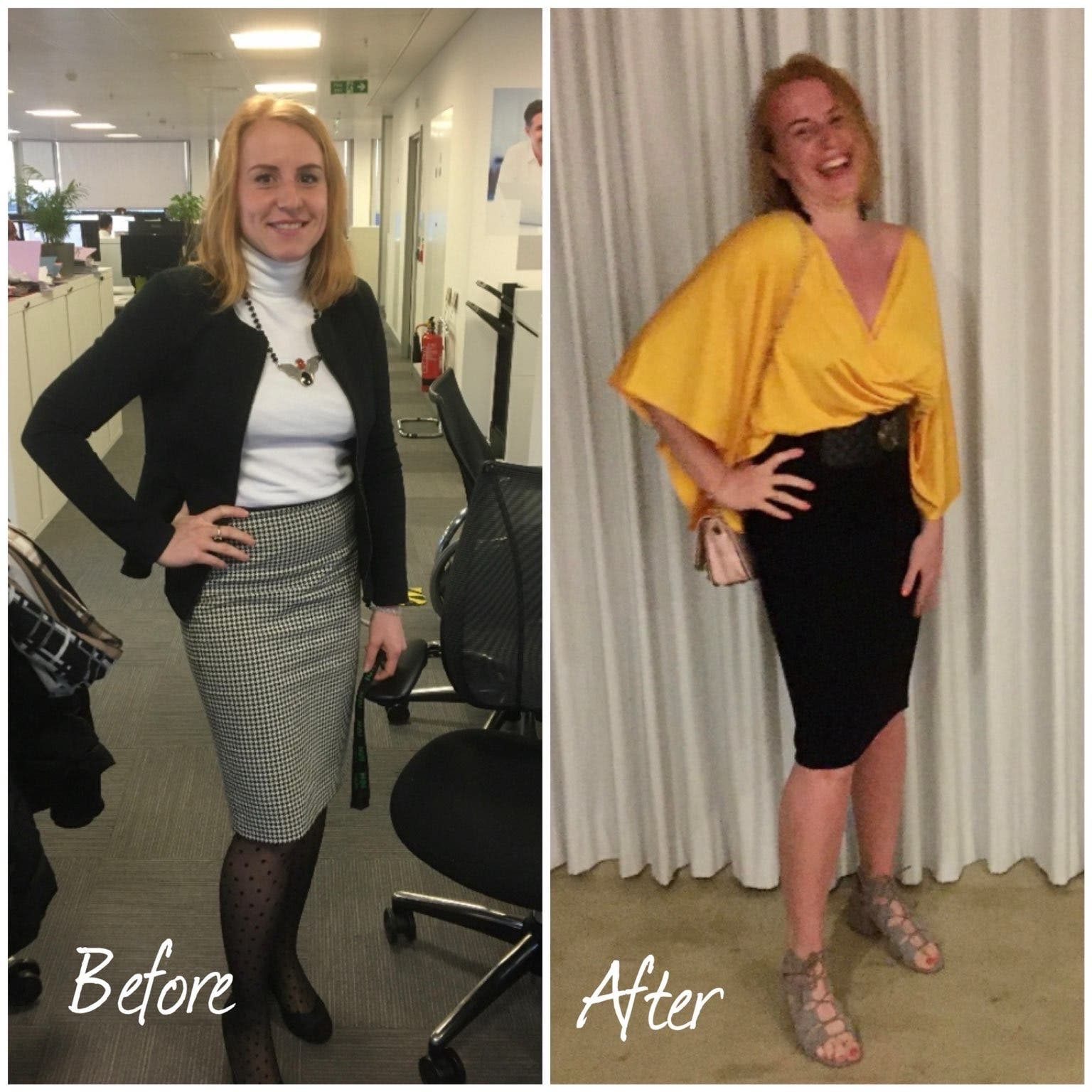 Katarina From Corporate Dress to Next Level Style