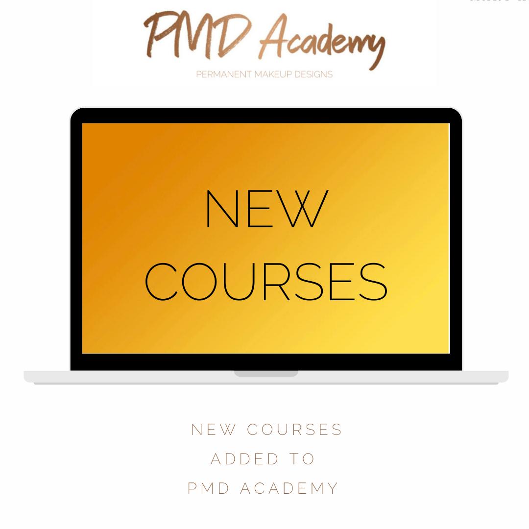 New Courses
