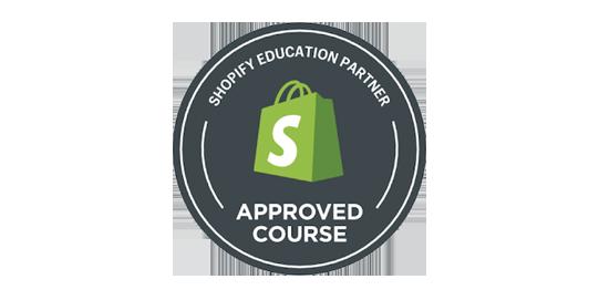 Shopify corso approvato ufficiale