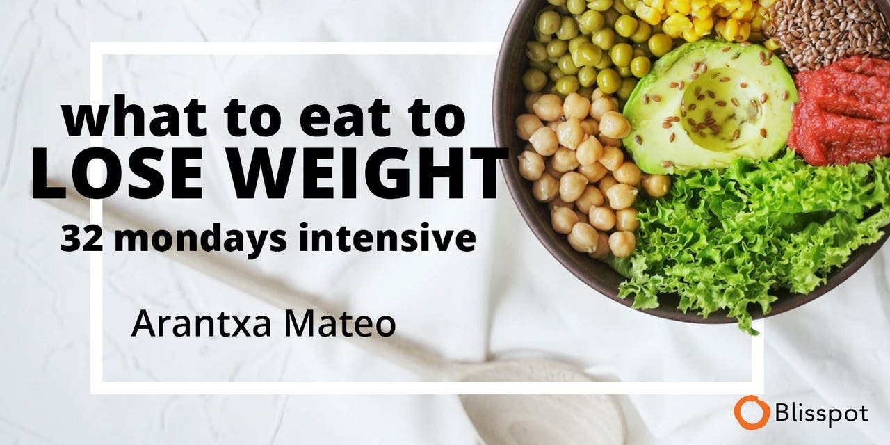 What to Eat to Lose Weight - 32 Mondays INTENSIVE