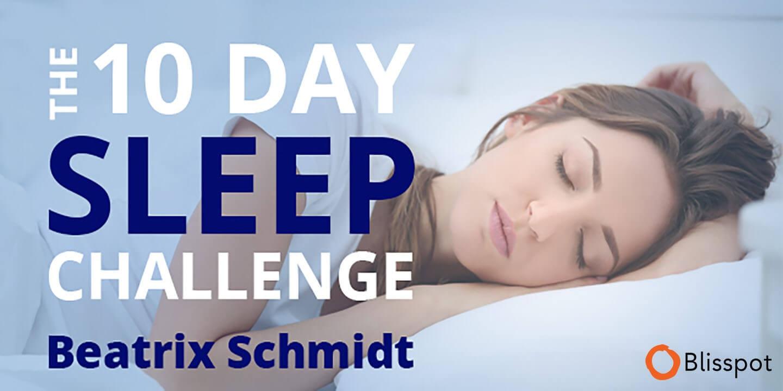 The 10 Day Sleep Challenge