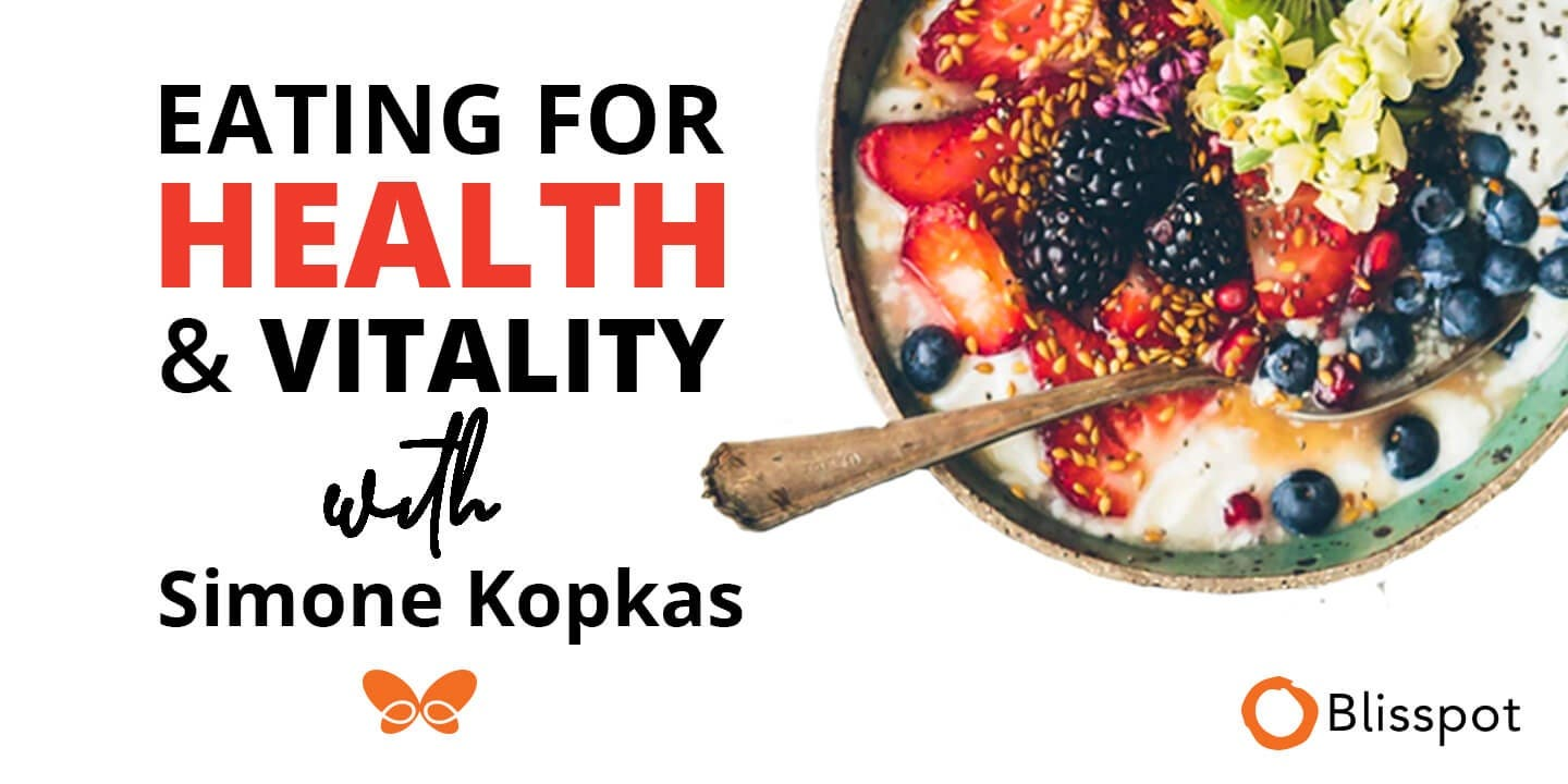 Eating for Health and Vitality