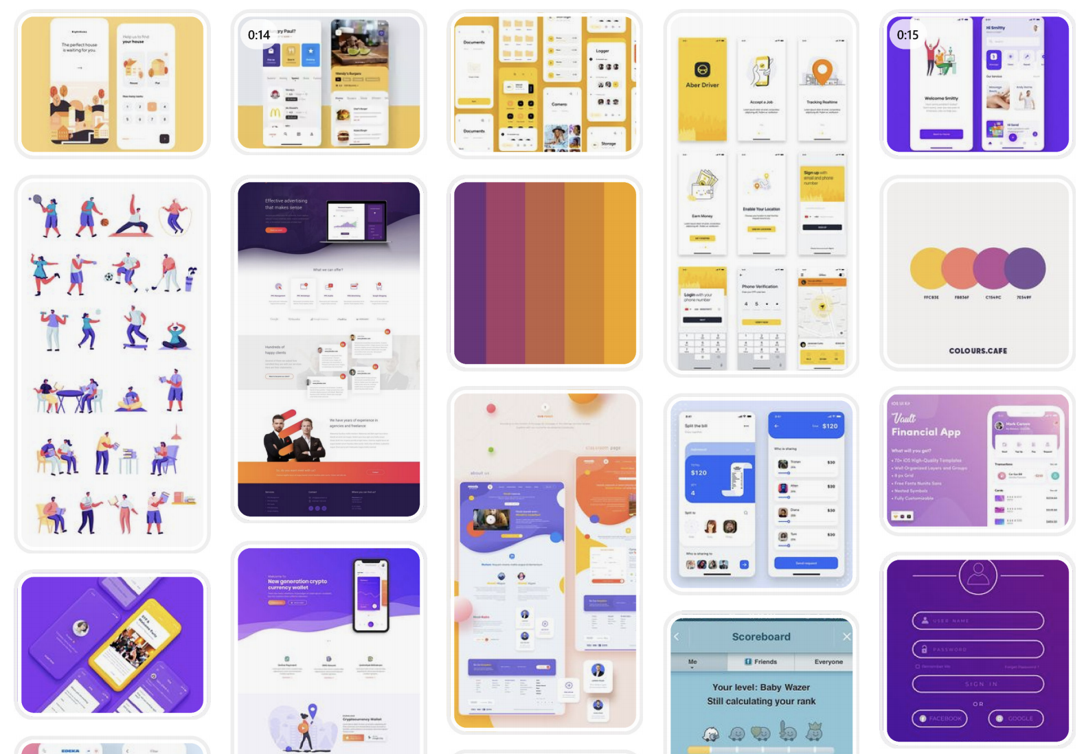 visual design course ux design