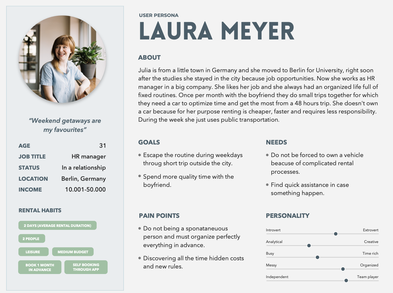 user research course ux design