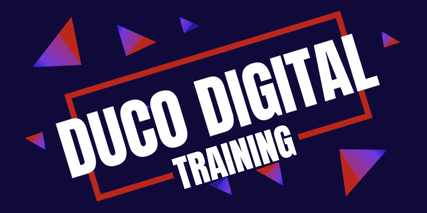 Duco Digital Training Logo