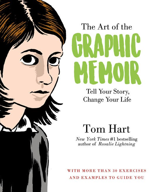 Tom wrote the book on Graphic Memoir
