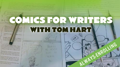 Comics For Writers