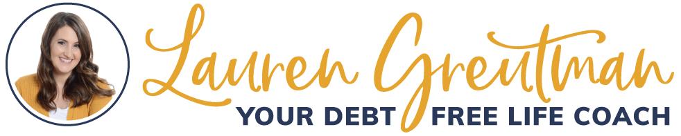 Lauren Greutman - Debt Free Life Coach
