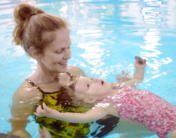 swim instructor training online