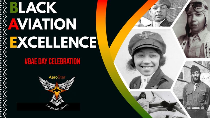 Black Aviation Excellence Event