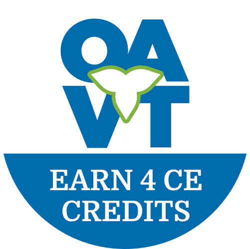 Earn 4 CE Credits with OAVT