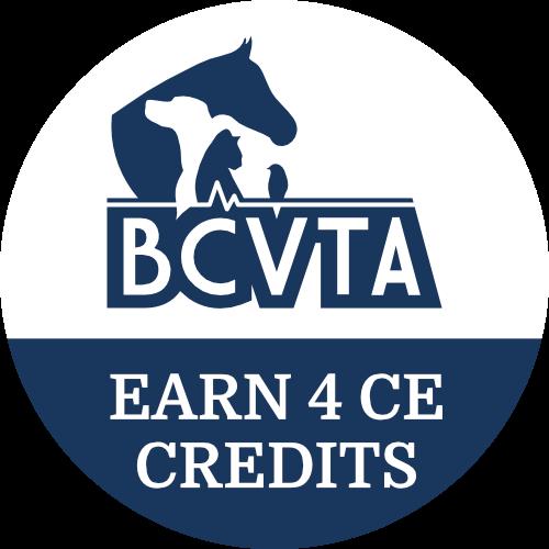 Earn 4 CE Credits with BCVTA