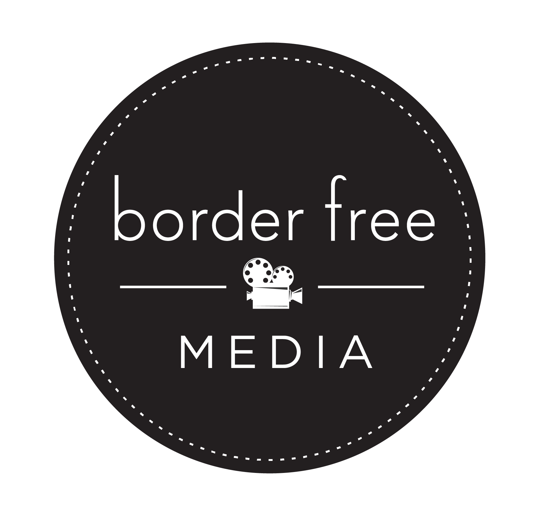 Border Free Media Logo