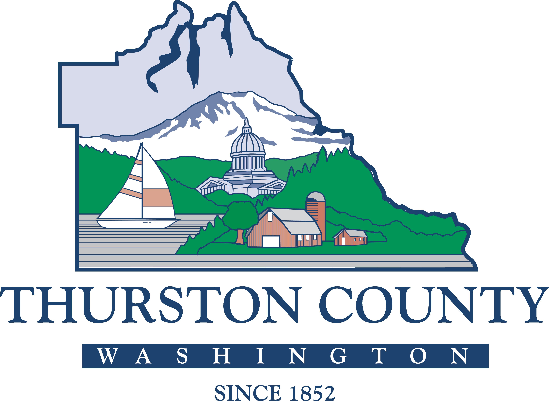 Logo: Thurston County