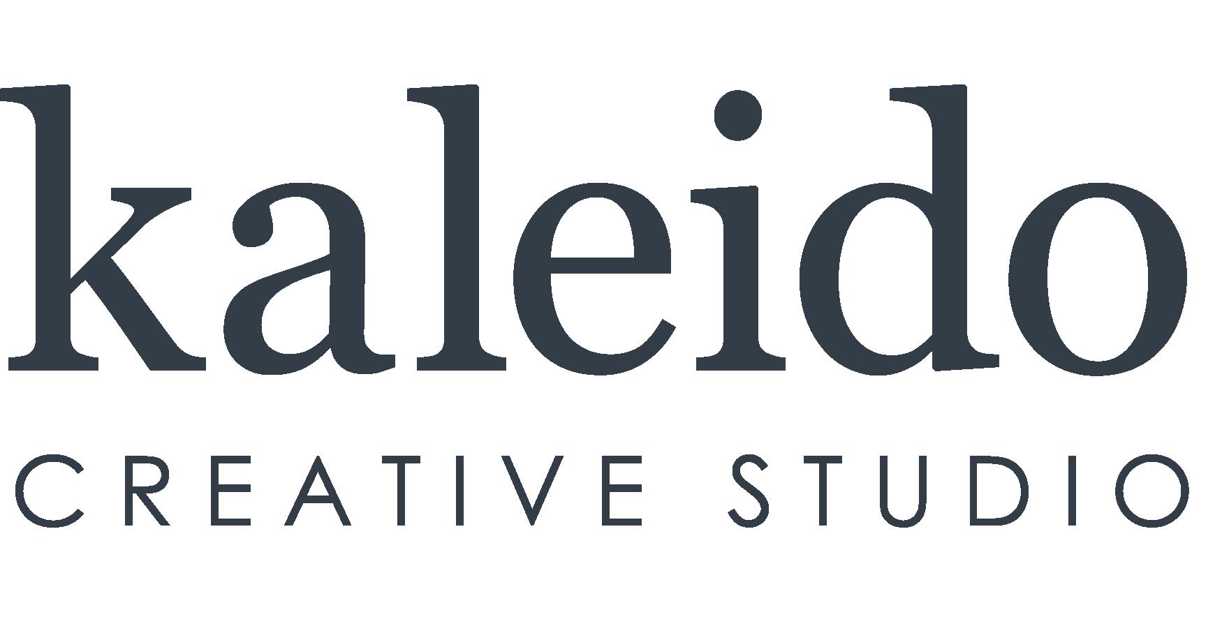 Kaleido Creative Studio logo