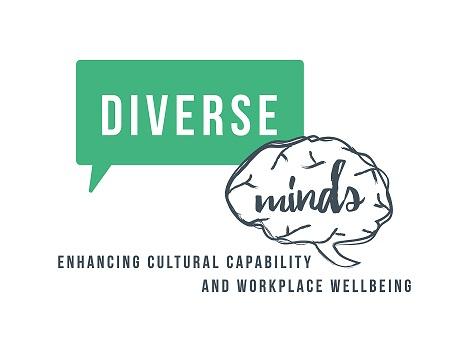 Diverse Minds Logo
