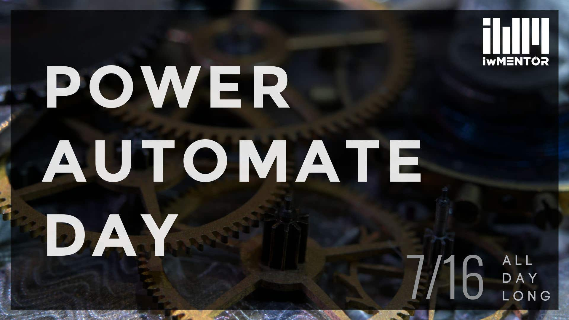Free Power Automate Day
