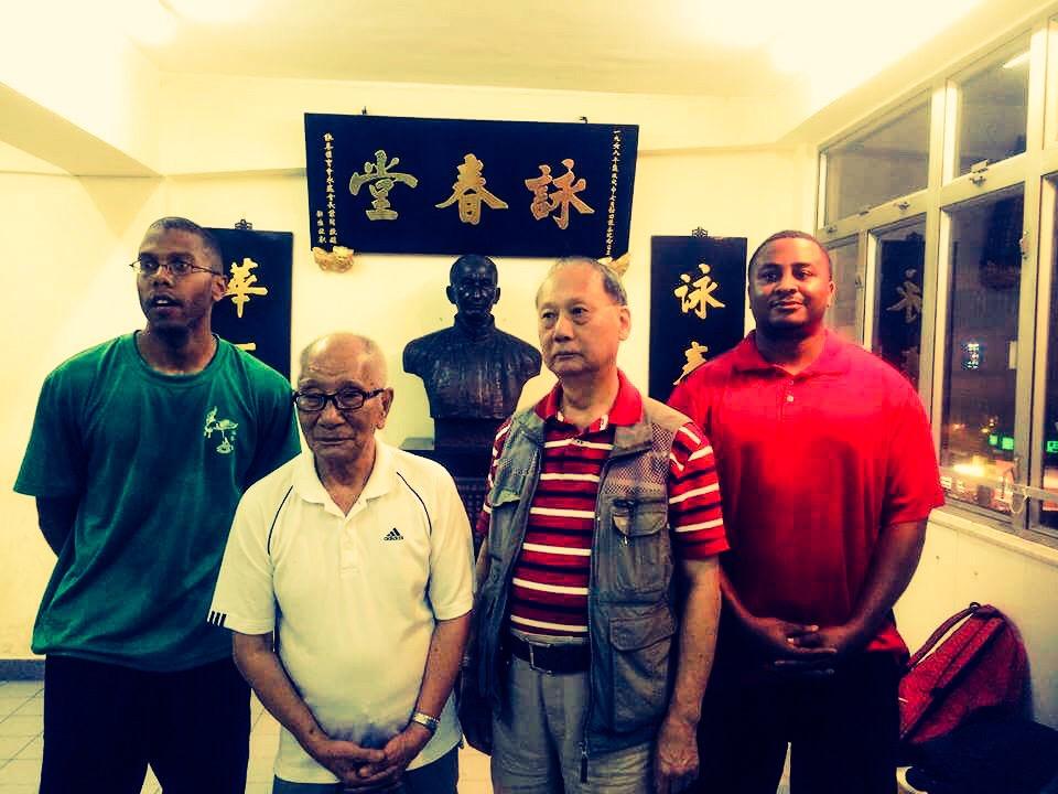 VTAA with Ip Chun, Duncan Leung, and Nick Banks