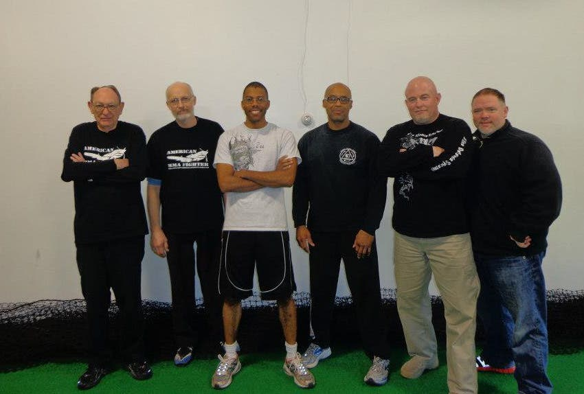 JKD Group Photo with Tim Tackett