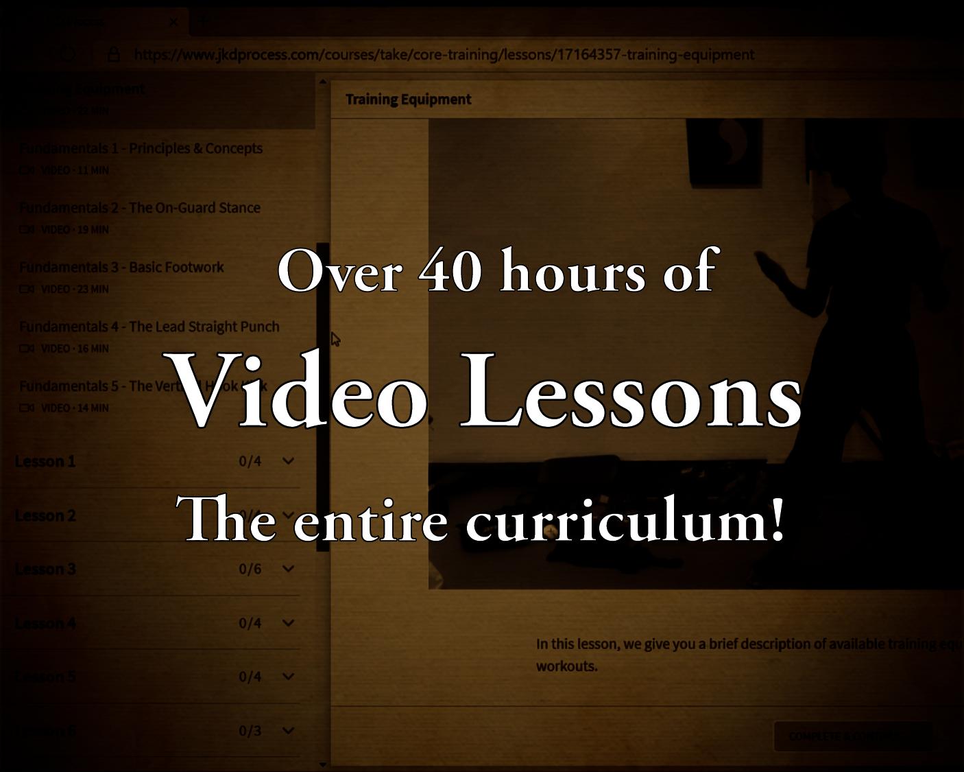 JKD Online Training