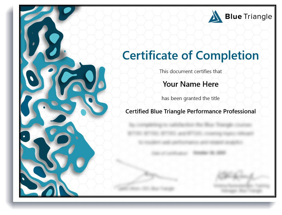Imagine your certification