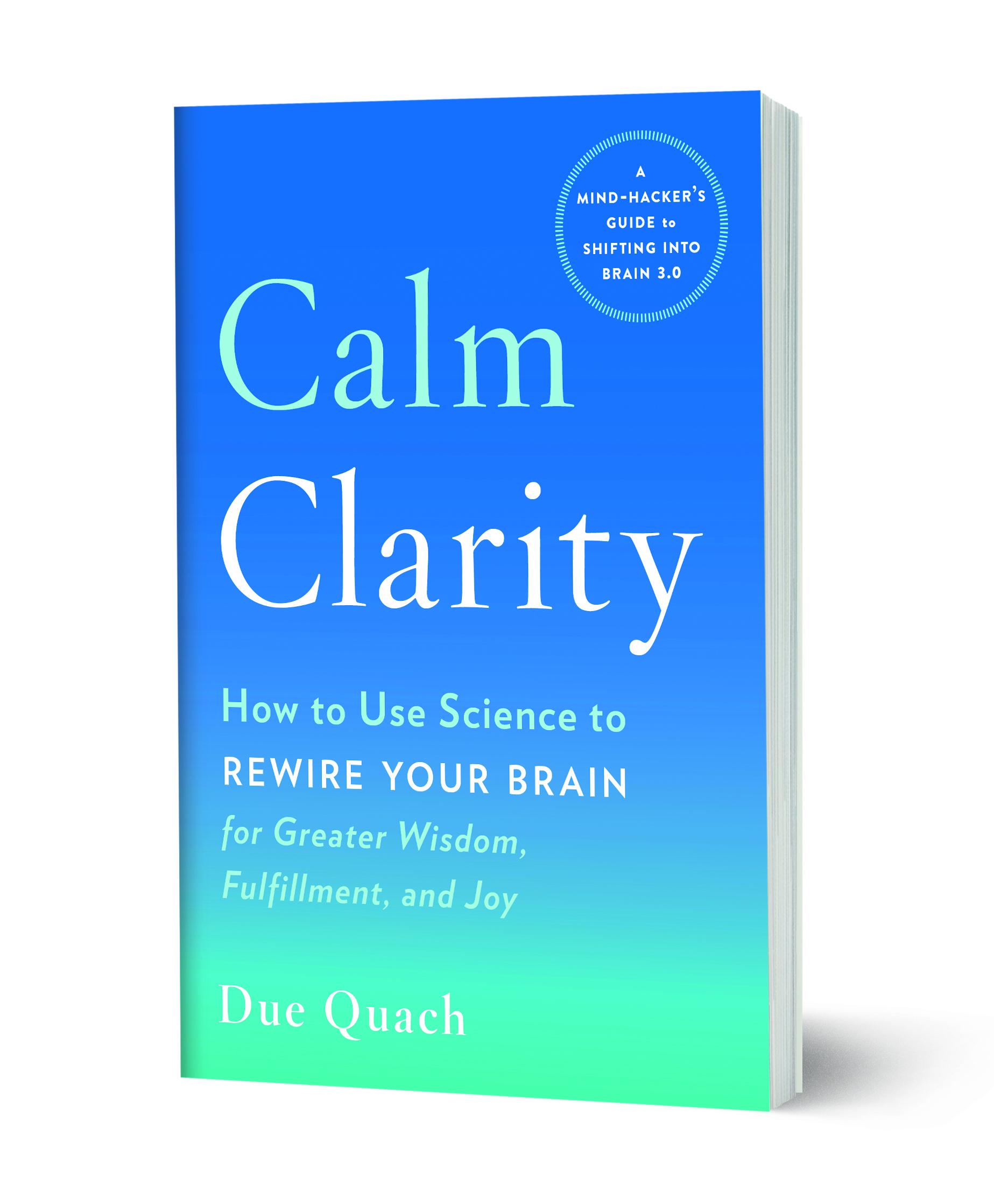 Calm Clarity Book
