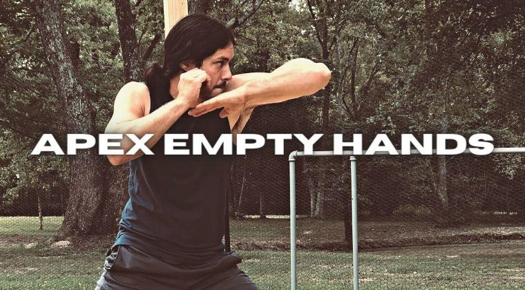APEX EMPTY HANDS