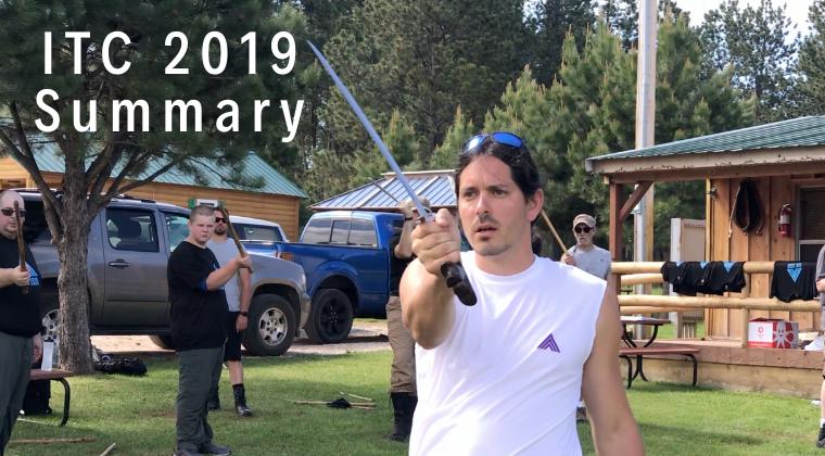 ITC 2019 Summary