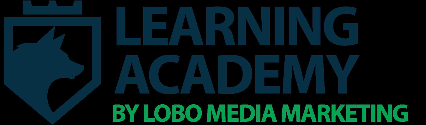 Lobo Media Marketing Logo