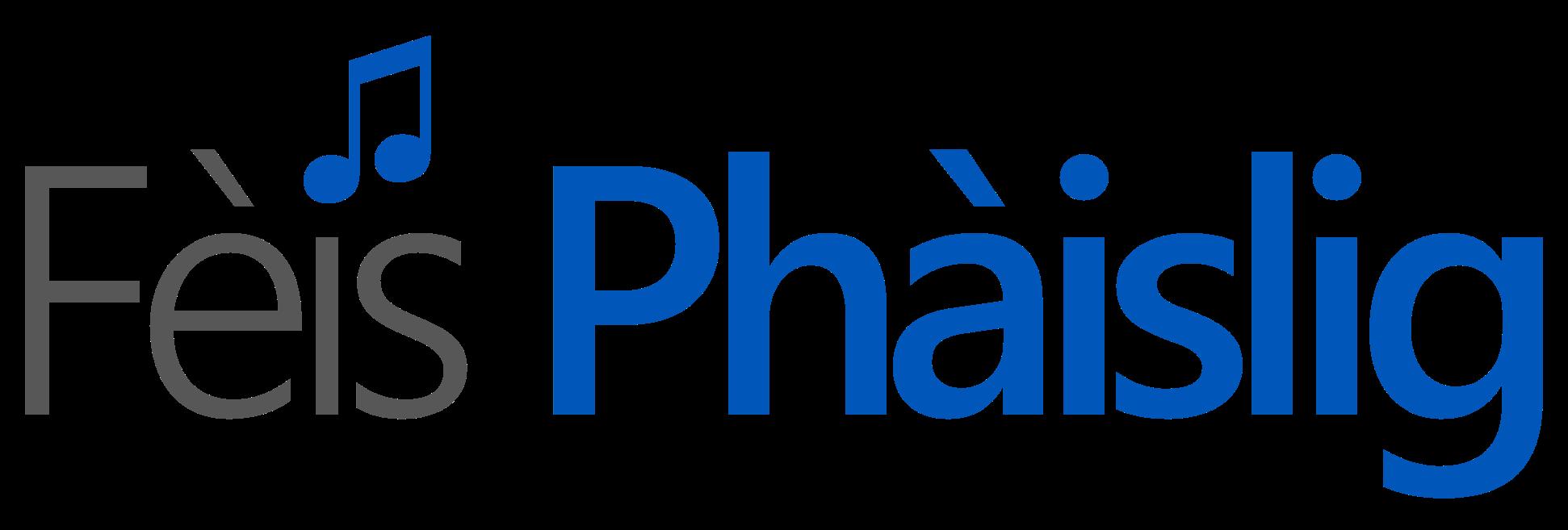 Fèis Phàislig Logo