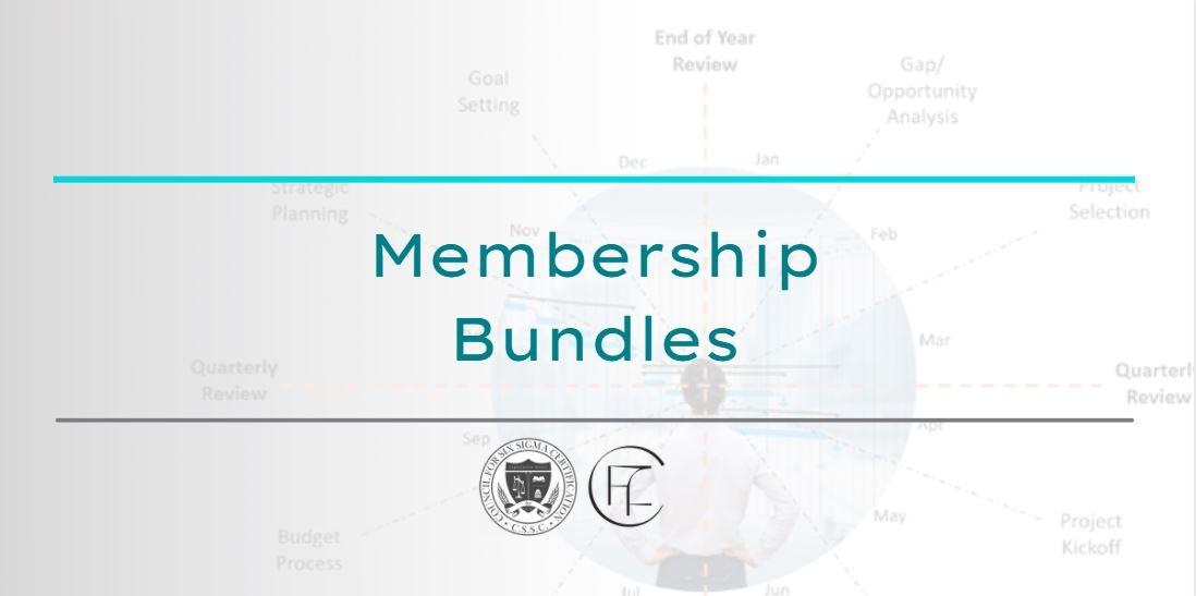 Membership Bundles