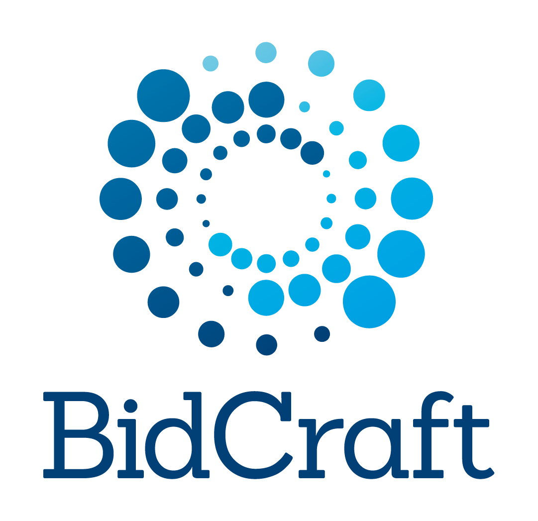 BidCraft logo link to website