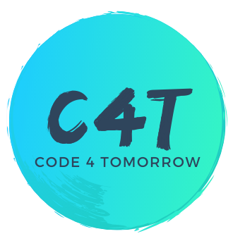 Code 4 Tomorrow Logo