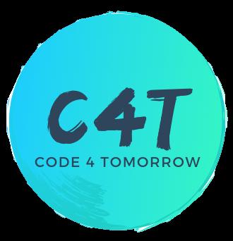 Code 4 Tomorrow Logo