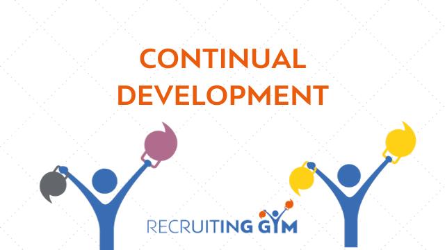 Continual Development Programs