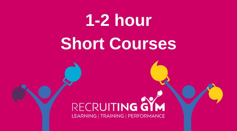 1-2 hour Short Courses