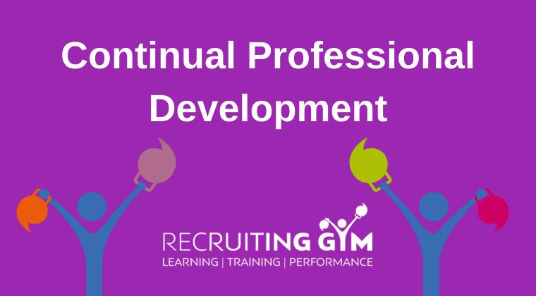 Continual Professional Development