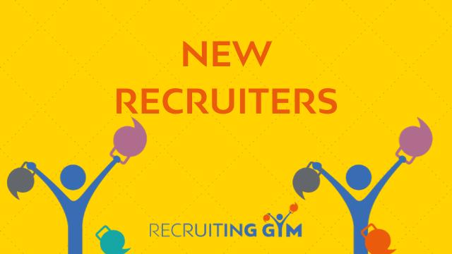New Recruiters