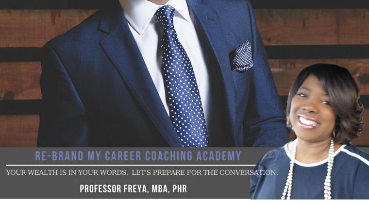 Rebrand My Career Academy TM