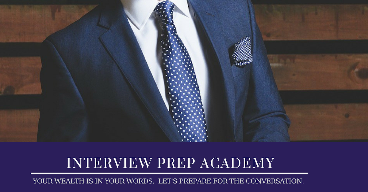 Interview Prep Academy