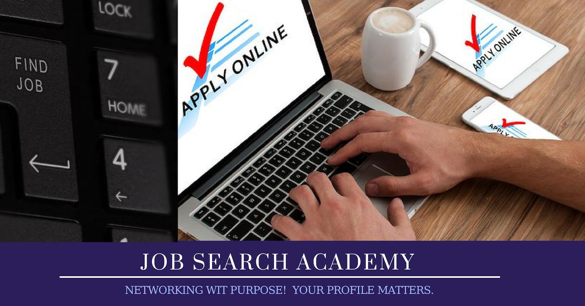 Job Search Strategy Academy
