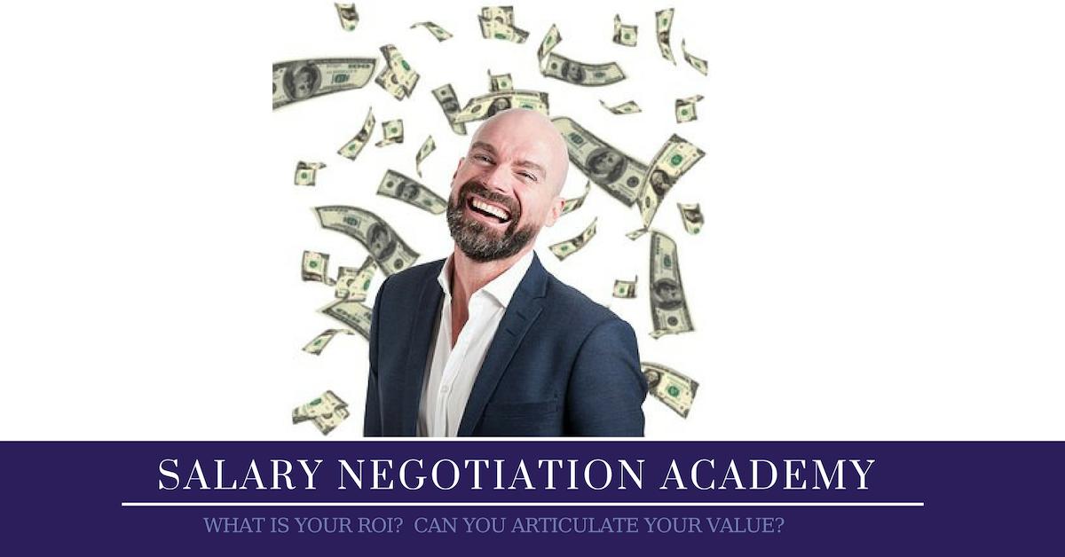 Salary Negotiation Academy