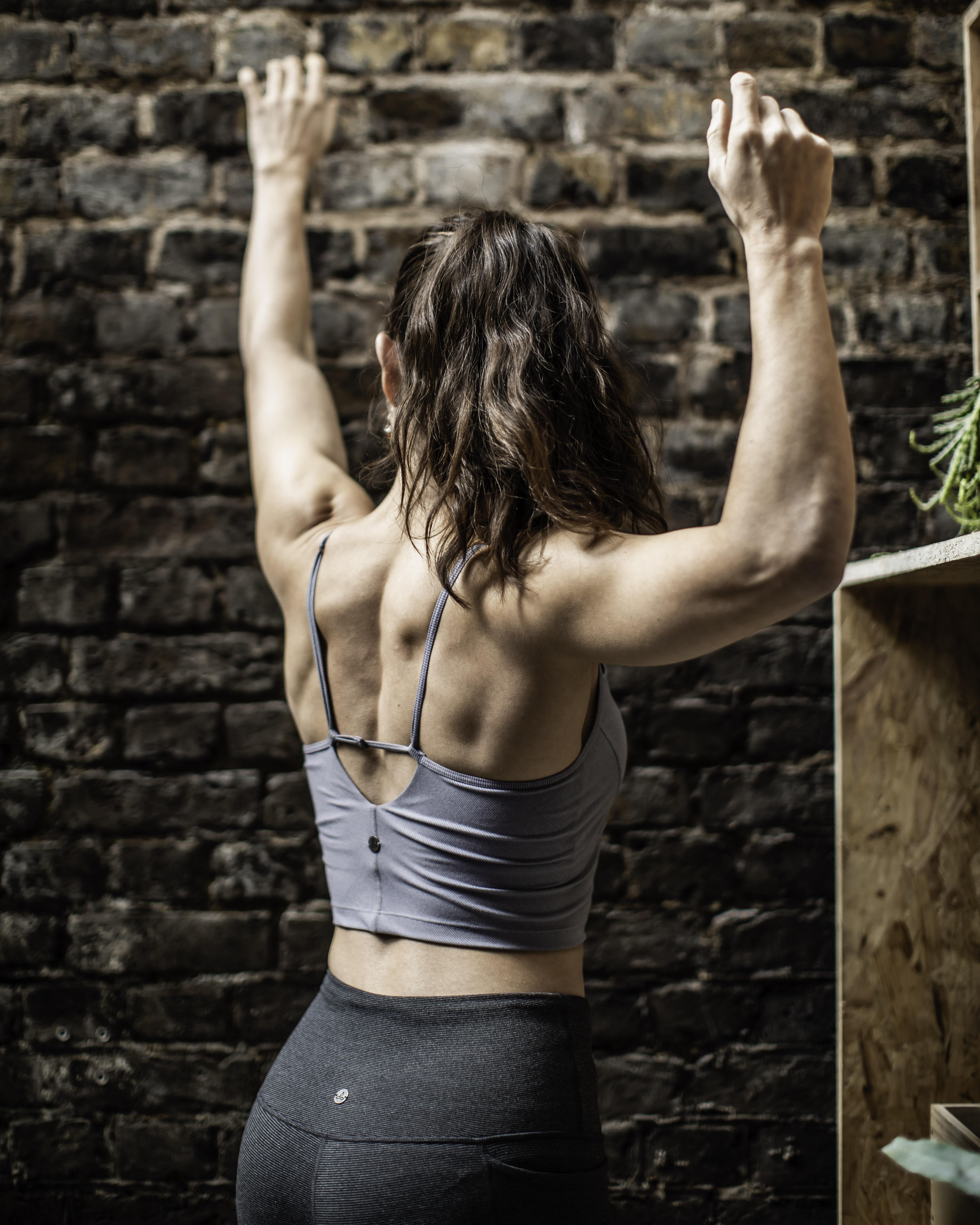 CLIMBFLOW climbing back gains